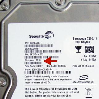 Seagate SD15