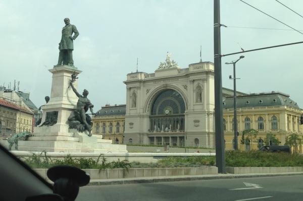 Будапешт - вокзал